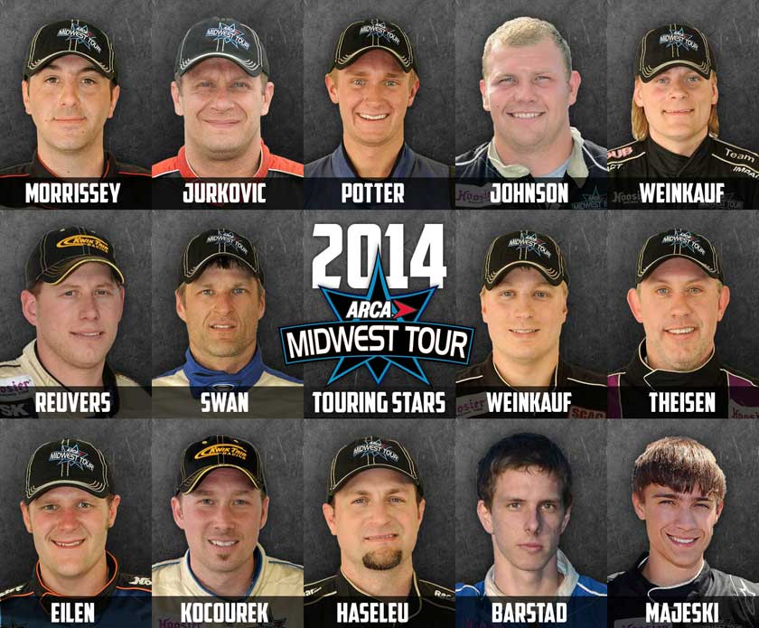 2014-ARCA-Midwest-Touring-Stars