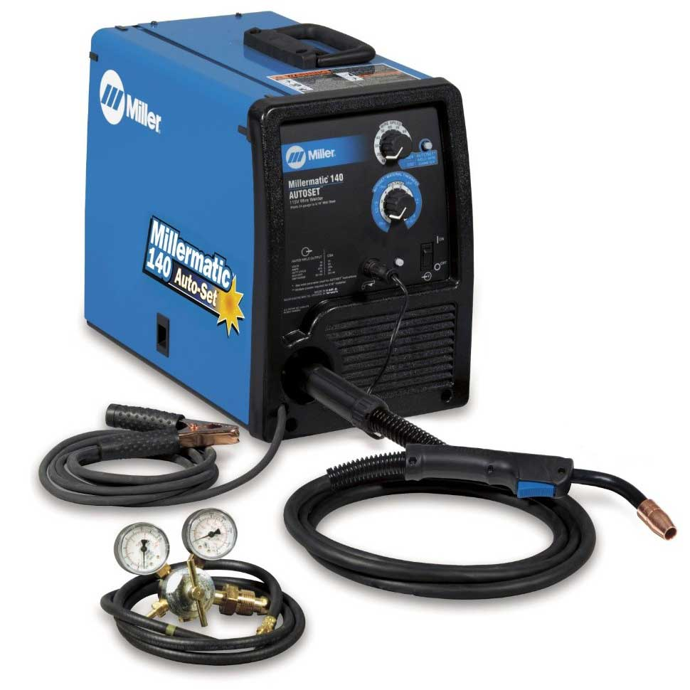 Millermatic-willer-welds